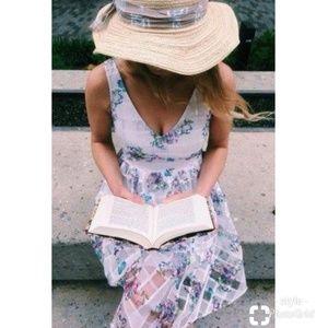 Maeve Peony garden dress